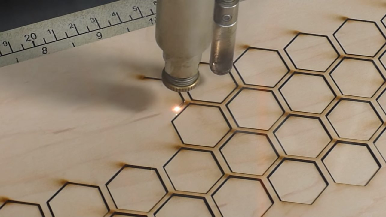 Laser Cutting Plywood Co2 Laser